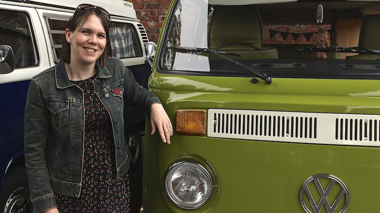 NATIONAL LOTTERY FUNDING AWARDED TO RECORD VW CAMPER STORIES