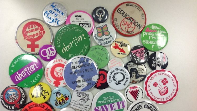 The North East Women's Activism Archive