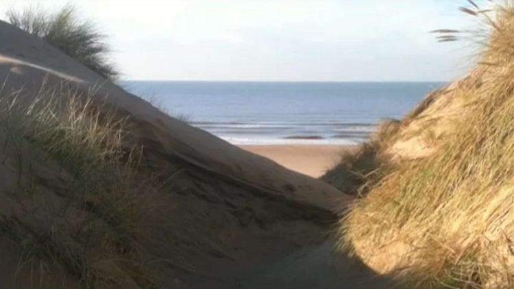 Home, sweet Formby