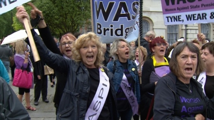 WASPI Warriors