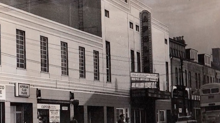 Memories of the Apollo Cinema